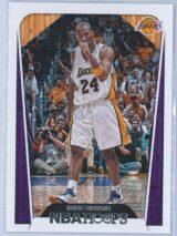 Kobe Bryant Panini NBA Hoops 2018-19 Base