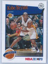 Kobe Bryant Panini NBA Hoops 2019-20 Tribute