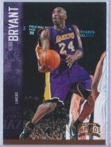 Kobe Bryant Panini Threads Basketball 2012-13 Base