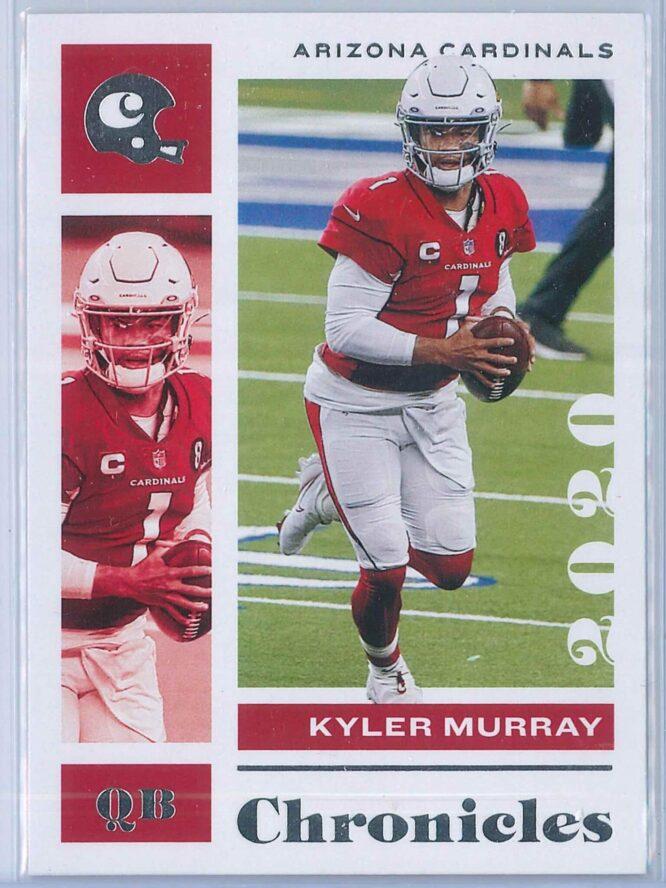 Kyler Murray Panini Chronicles Football 2020 Base