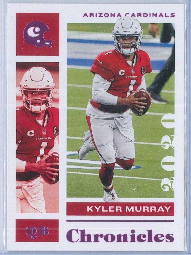 Kyler Murray Panini Chronicles Football 2020 Base Pink