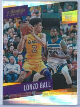 Lonzo Ball Panini Prestige Basketball 2017-18 Base Horizon Parallel  RC