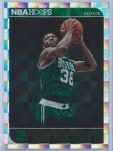 Marcus Smart Panini NBA Hoops Basketball 2014-15 Base Green  RC