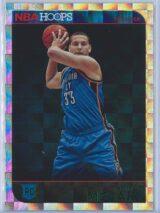 Mitch McGary Panini NBA Hoops Basketball 2014-15 Base Green  RC