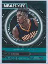 Myles Turner Panini NBA Hoops Basketball 2016-17 Faces Of The Future