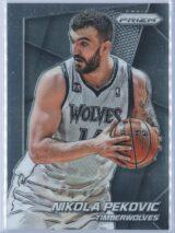 Nikola Pekovic Panini Prizm Basketball 2014-15 Base