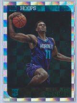 Noah Vonleh Panini NBA Hoops Basketball 2014-15 Base Green  RC