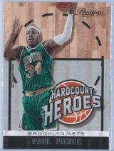 Paul Pierce Panini Prestige Basketball 2013-14 Hardcourt Heroes