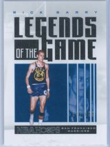 Rick Barry Panini NBA Hoops 2020 21 Legends Of The Game 540699 1