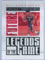Rui Hachimura Panini NBA Hoops 2020 21 Future Legends Of The Game 812999 1