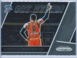 Russell Westbrook Panini Prizm 2017-18 Get Hyped
