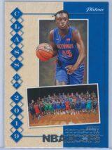Sekou Doumbouya Panini NBA Hoops 2019-20 Class of 2019