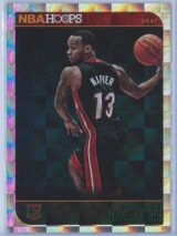 Shabazz Napier Panini NBA Hoops Basketball 2014-15 Base Green  RC