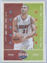 Shane Battier Panini Past And Present Basketball 2012-13 Base