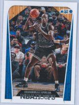 Shaquille O'neal Panini NBA Hoops 2018-19 Base