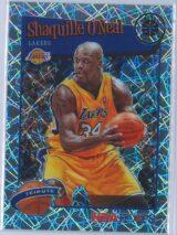 Shaquille O'neal Panini NBA Hoops Premium Stock 2019-20 Tribute Silver Laser Prizm