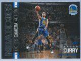 Stephen Curry Panini NBA Hoops Basketball 2015-16 Lights Camera Action