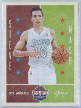 Steve Nash Panini Past And Present Basketball 2012-13 Base