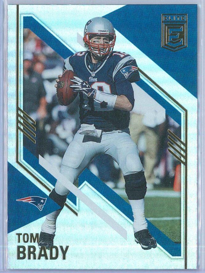 Tom Brady Panini Donruss Elite Football 2021 Base