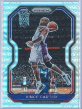 Vince Carter Panini Prizm Basketball 2020-21 Base Silver Prizm