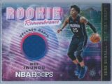 Wes Iwundu Panini NBA Hoops 2018-19 Rookie Remembrance Relic   Winter