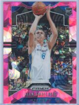 Alen Smailagic Panini Prizm Basketball 2019-20 Base Pink Ice Parallel  RC