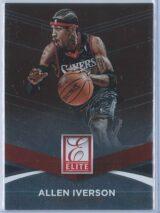 Allen Iverson Panini Donruss Basketball 2014-15 Elite
