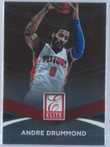 Andre Drummond Panini Donruss Basketball 2014-15 Elite