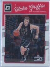 Blake Griffin Panini Donruss Optic Basketball 2016-17 Base