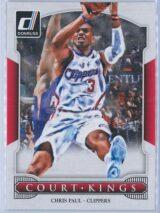Chris Paul Panini Donruss Basketball 2014-15 Court Kings