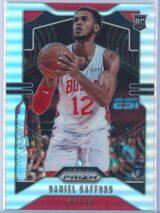 Daniel Gafford Panini Prizm Basketball 2019-20 Base Silver  RC