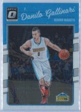 Danilo Gallinari Panini Donruss Optic Basketball 2016-17 Base