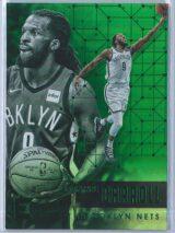 DeMarre Carroll Panini Essentials Basketball 2017-18 Base Green