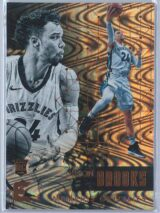 Dillon Brooks Panini Essentials Basketball 2017-18 Base Spiral  RC