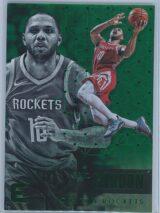 Eric Gordon Panini Essentials Basketball 2017-18 Base Green
