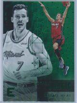 Goran Dragic Panini Essentials Basketball 2017-18 Base Green
