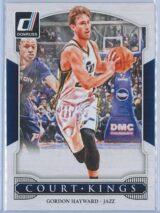 Gordon Hayward Panini Donruss Basketball 2014-15 Court Kings