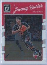Jimmy Butler Panini Donruss Optic Basketball 2016-17 Base