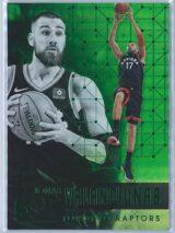 Jonas Valanciunas Panini Essentials Basketball 2017-18 Base Green