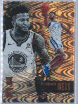 Jordan Bell Panini Essentials Basketball 2017-18 Base Spiral  RC