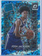 Josh Jackson Panini Donruss Optic Basketball 2017-18 Rated Rookie Holo Fast Break Parallel