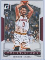 Kevin Love Panini Donruss Basketball 2014-15 Court Kings
