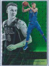 Kyle Collinsworth Panini Essentials Basketball 2017-18 Base Green  RC