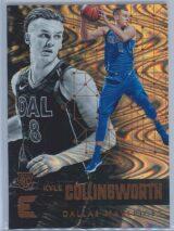 Kyle Collinsworth Panini Essentials Basketball 2017-18 Base Spiral  RC