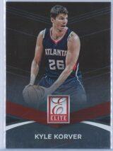 Kyle Korver Panini Donruss Basketball 2014-15 Elite