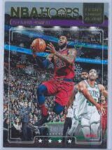 LeBron James Panini NBA Hoops Basketball 2018-19 Lights Camera Action Winter Parallel