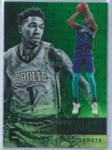 Malik Monk Panini Essentials Basketball 2017-18 Base Green  RC