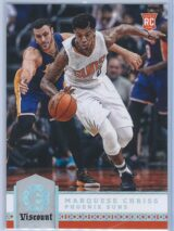 Marquese Chriss Panini Excalibur Basketball 2016-17 Base Viscount Parallel  RC