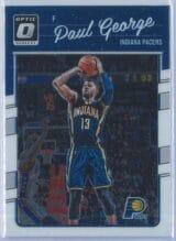 Paul George Panini Donruss Optic Basketball 2016-17 Base