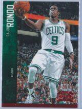 Rajon Rondo Panini Threads Basketball 2012-13 Base Red Century Proof